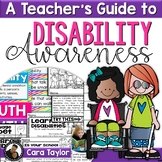 Disability Awareness  - Inclusion Classrooms and Professio