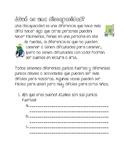 Disability Awareness Spanish