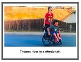 Disability Awareness Visual Aid for Teachers