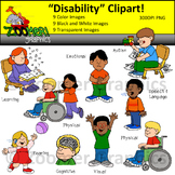 Disability Clipart
