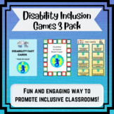 Disability Inclusion Games