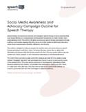 Disability Pride Speech Project: Make a Social Media Campa