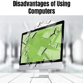Disadvantages to Using Computers