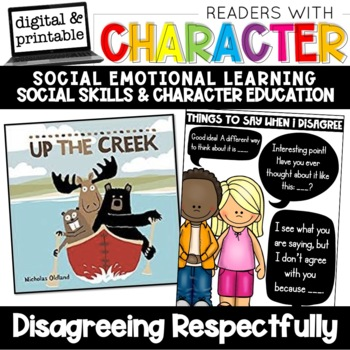 Disagreeing Respectfully - Character Education | Social Emotional Learning SEL