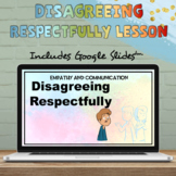 Disagreeing Respectfully | Social Emotional Learning | Empathy