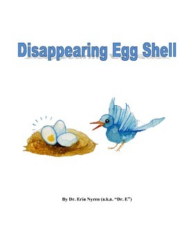Disappearing Egg Shell: What Can Eggs Teach Us About Acids?