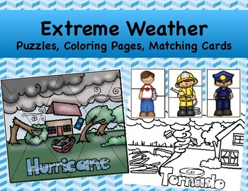Disaster/Extreme Weather Bundle