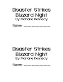 Disaster Strikes Blizzard Night Book Club