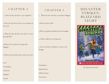 Disaster Strikes: Blizzard Night Ch 1-5