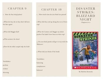 Disaster Strikes: Blizzard Night Ch 6-10