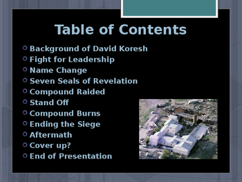 Disasters & Events That Shaped America - Branch Davidian Disaster in Waco - 1993