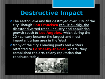 Disasters & Events That Shaped America - Great San Francisco Earthquake - 1906