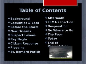 Disasters & Events That Shaped America - Hurricane Katrina - 2005