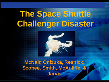 Disasters & Events That Shaped America - Space Shuttle Cha