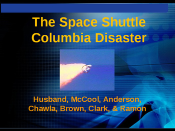 Disasters & Events That Shaped America - Space Shuttle Col