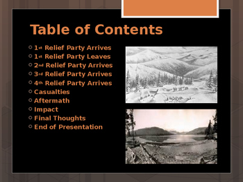 Disasters & Events That Shaped America - The Donner Party Expedition - 1846