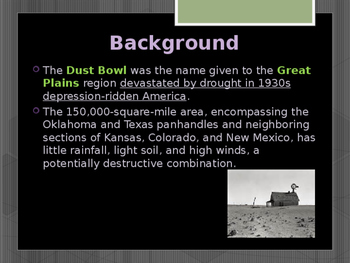 Disasters & Events That Shaped America - The Great Dust Bowl - 1930's