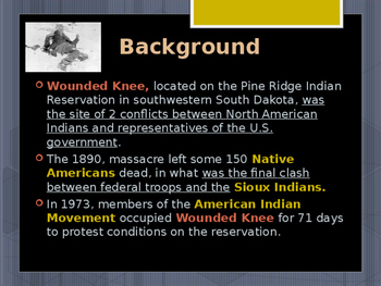 Disasters & Events That Shaped America - The Massacre at Wounded Knee - 1890