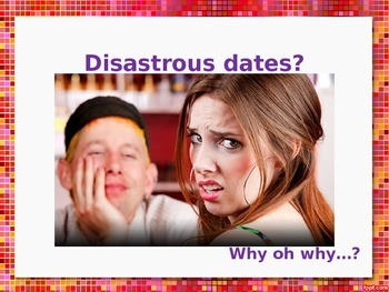 Disastrous dates