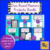 Teacher Planner/Happy Planner - Product Bundle