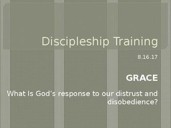 Discipleship training part 8