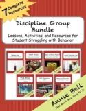 7 Group Activities - Improve Discipline! Bundle