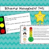 Discipline Steps Posters - Classroom Management