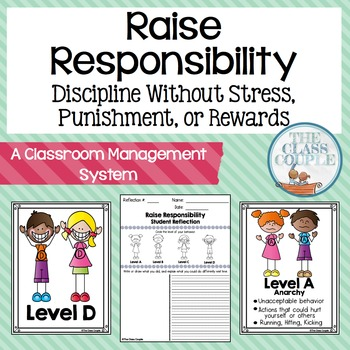 Classroom Management System: Discipline Without Stress, Punishments, or Rewards