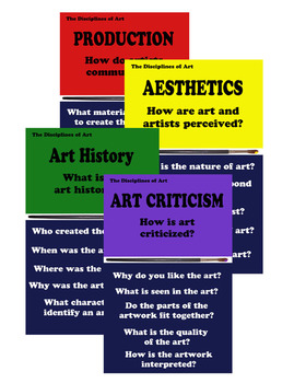 Disciplines of Art