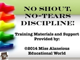 Disciplining and Parenting Children with ADHD: Training Material and Support