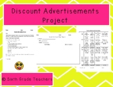 Discount Advertisements Project