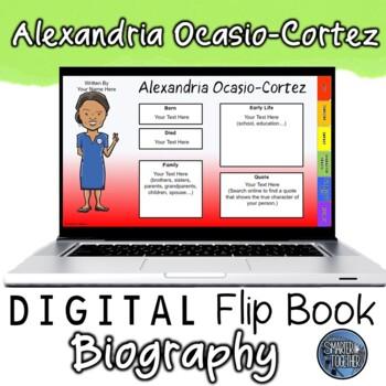 Alexandria Ocasio-Cortez Digital Biography