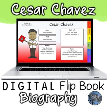 Cesar Chavez Digital Biography