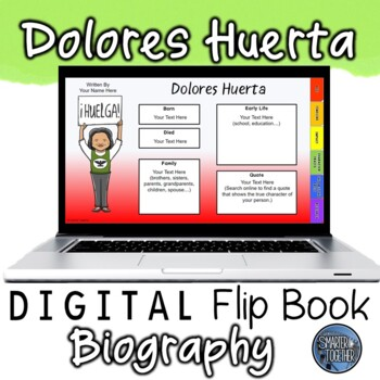 Dolores Huerta Digital Biography