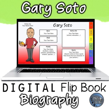 Gary Soto Digital Biography