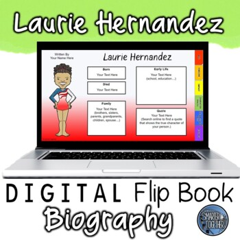 Laurie Hernandez Digital Biography
