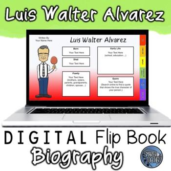Luis Walter Alvarez Digital Biography