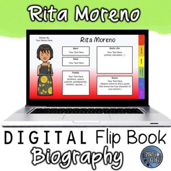 Rita Moreno Digital Biography