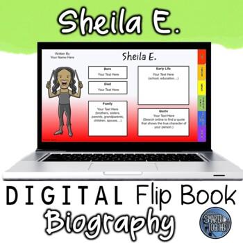 Sheila E. Digital Biography Template