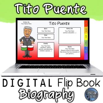 Tito Puente Digital Biography Template