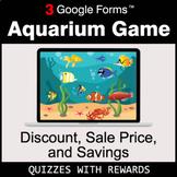 Discount, Sale Price, Savings | Aquarium Game | Google For
