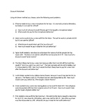 Discount Word Problems Worksheet