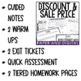 Discount and Sale Price Lesson Bundle