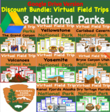 National Parks Virtual Field Trip Pack for Google