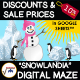 Discounts & Sale Prices  DIGITAL MAZE   DISTANCE LEARNING   SELF-CHECKING
