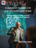 Comment écrire un excellent discours, French Immersion (#88)