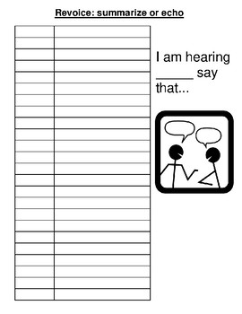 Discourse Trackers: Encourage discussion talk moves