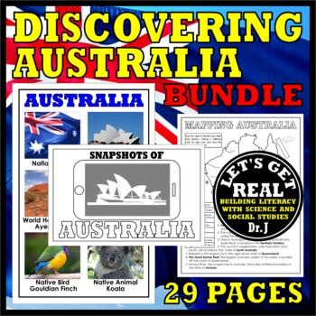 AUSTRALIA: Discovering Australia Bundle
