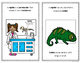 Discover Animals {Reptiles} Science Reader for First Grade & Kindergarten
