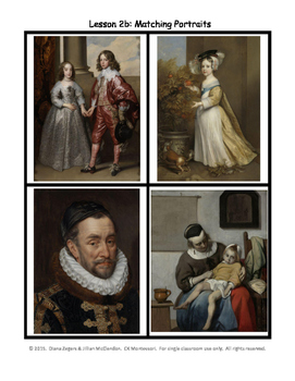 Discover Art History - Montessori Style (Lesson 2)